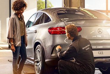 Mercedes Otomobil, Hafif Ve Ticari Araç Periyodik Bakım.