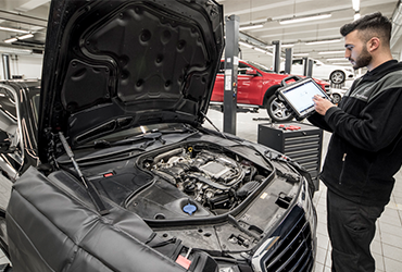 Mercedes Motor, Mekanik Tamir Bakım